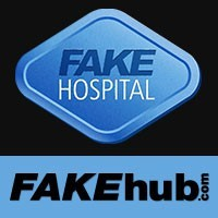 Fake Hospital Tube